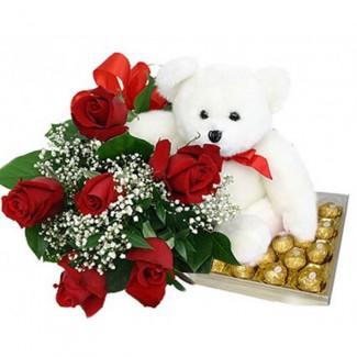 Valentine Small Combo