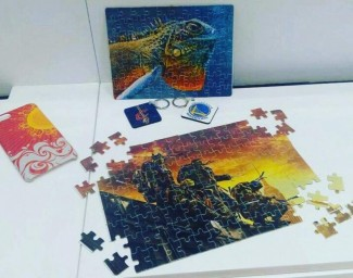 Customized Printed Puzzle