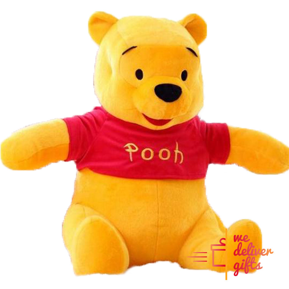 Winnie The Pooh Toys : Plush toy winnie the pooh wedelivergifts