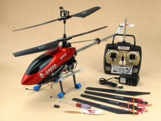 Helicopter 3.5CH 60CM QS8004-2