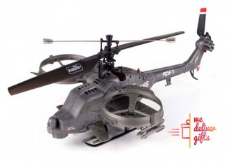 Helicopter 4 CH Avatar FX-036