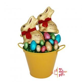 Easter Bunny Arrangement