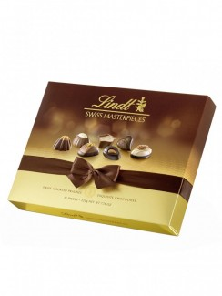 The Lindt Master Chocolatiers