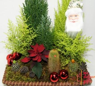 Santa's Workshop Tree