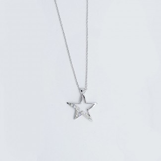 Shine Like a Star Diamond Pendant