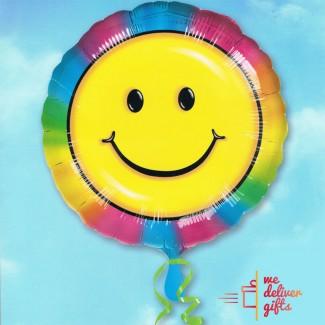 Smiley Colorful Balloon