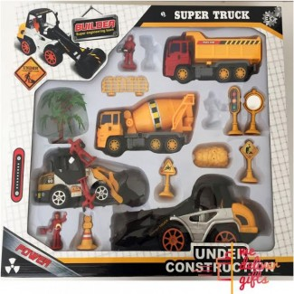 Construction Super Trucks