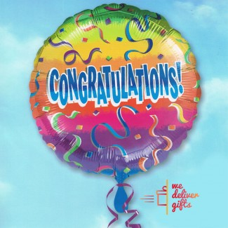 Congratulation Celebration Balloon