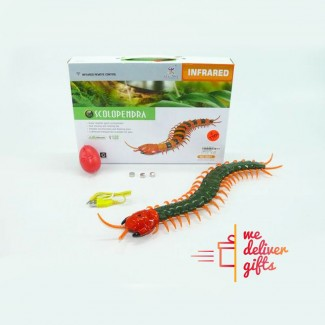 Infrared Scolopendra Toy