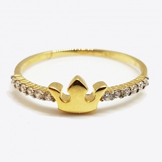 The Queen Gold Ring