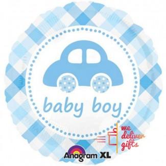 BABY Boy Single Balloon