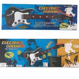 Small Electric Guitar
