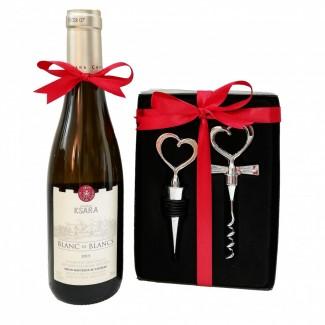 wine with Opener