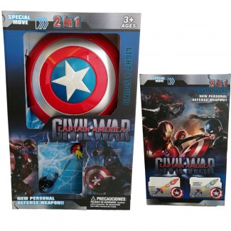 Captain America Civil War Toy