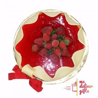Choco-Fraise Cake