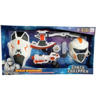 Space Worriers Toys