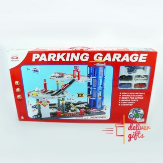 Parking Garage Toy