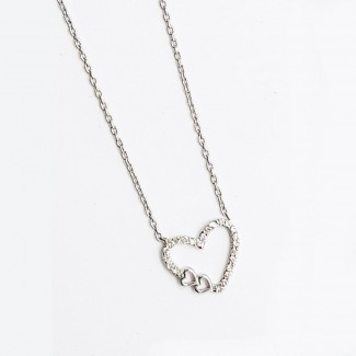 Oupsss It is a Diamond Heart Pendant