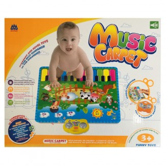 Music Carpet Toy