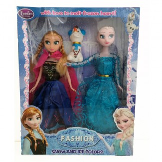 Fashion Frozen Doll