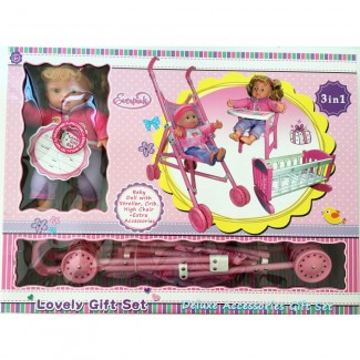 EverPink Baby Doll