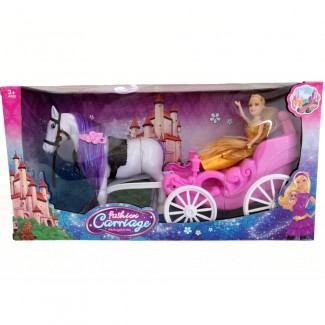 Fashion Carriage Toy