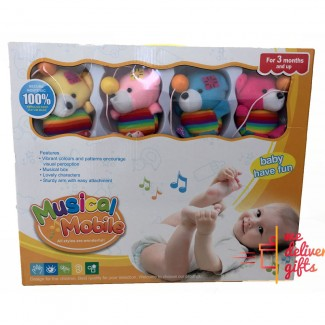 Musical Mobile Baby Toy