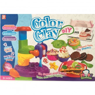 Color Clay