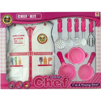 Chef Kit Toy