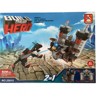 Build Civil Hero