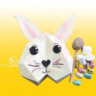 Smash Chocolate Easter Bunny