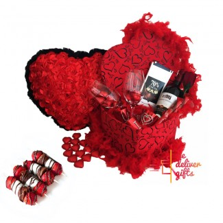 Warm Night Valentine Combo package