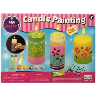 Candle Painting Toy