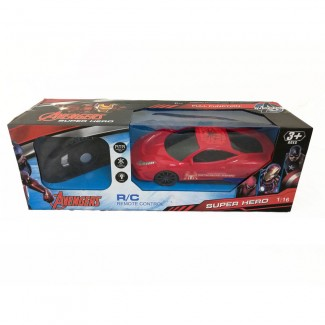 Avengers Remote Control Car