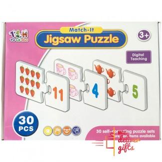 Match it Jigsaw Puzzle