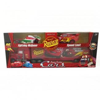 MCQueen Truck Toy
