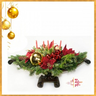 The Celebration of the Season Centerpiece - Stand