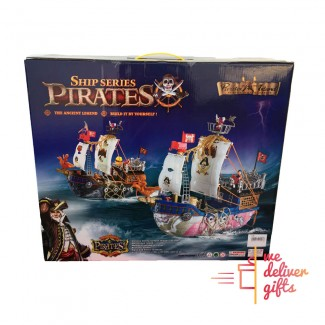 Ship Series Pirates