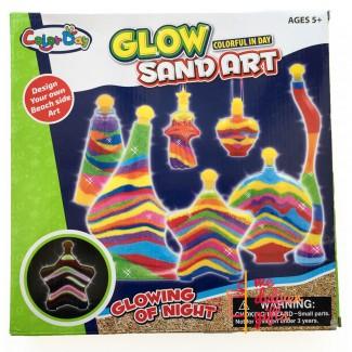 Glow Sand Art