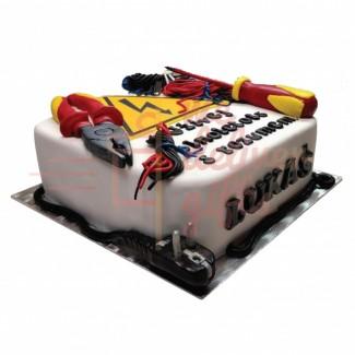 Electric Cake