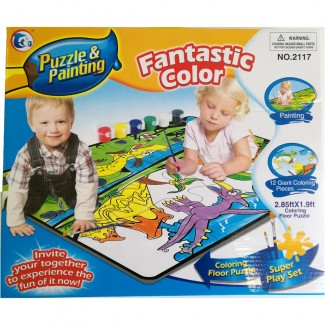 Puzzle Painting Toy