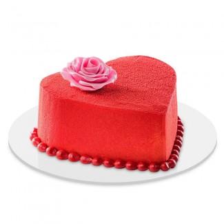 I Love red Velvet Cake