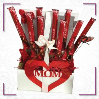 Lindt Mother's Day Chocolate Box