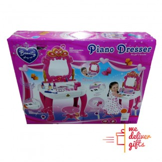 Beauty Piano Dresser Toy