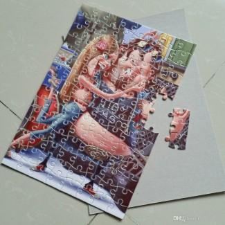 A4 Puzzle