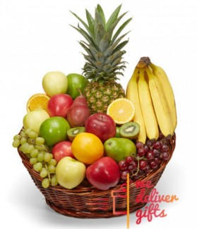 Exotica Fruit Of The Loom Basket