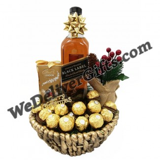 Black Label Lindt and Ferrero