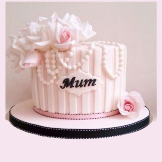Hat Cake For Mother Day