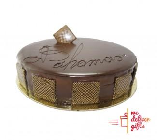 Bahamas Cake
