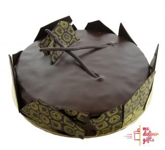 Twix Cake